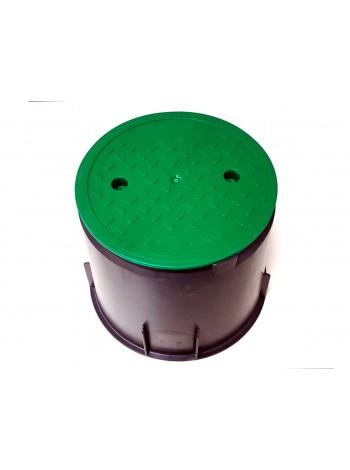 Клапанный бокс Presto-PS «Колодец», в упаковке - 1 шт. (VB 0110)