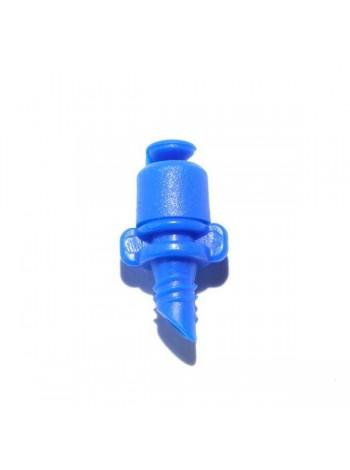 Микроджет Presto-PS капельница для полива Крокус 43 л/ч 180°, в упаковке - 50 шт. (7718)