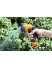 Пистолет для полива Presto-PS насадка на шланг пластик (7202)