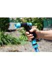 Пистолет для полива Presto-PS насадка на шланг пластик (7723)