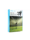 Дождеватель Presto-PS ороситель импульсный Big на 2 форсунки с резьбой 1,1/2 дюйма (6011)