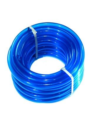 Шланг поливочный Presto-PS силикон садовый Caramel (синий) диаметр 3/4 дюйма, длина 20 м (CAR B-3/4 20)