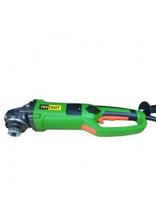 Машина угловая шлифовальная PROCRAFT PW -2550 230 мм (поворотная ручка)