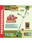 Мотокоса ProCraft T4200 Pro