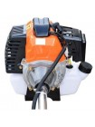 Коса бензиновая Беларусь БК52-Н  (1 нож 3Т, 1 катушка, ремень рюкзак, круглая голова, 28 штанга)