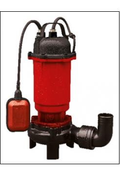 Фекально-дренажный насос  Могилев ФДН-2750 с ножами, с поплавковым выключателем (для грязной воды)