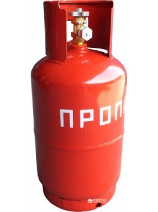Балон газовий побутовий 12 л. бутан (NOVOGAS, Білорусь)