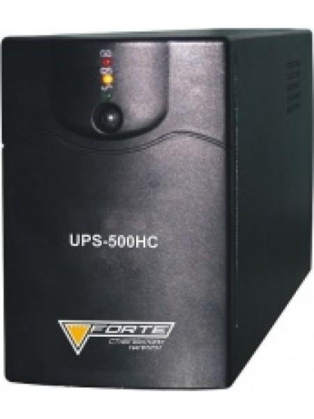 ИБП Forte UPS-500HC 500 ВА Источники бесперебойного питания
