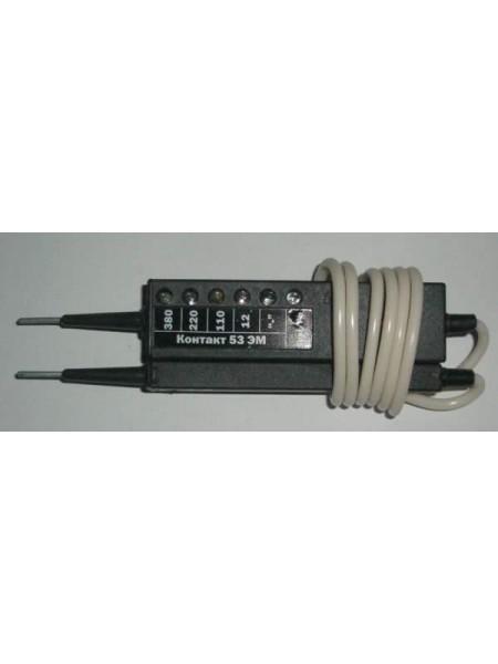 Универсальный пробник электрика Контакт 53 ЭМ