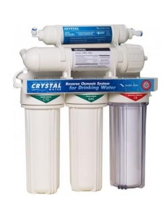Фильтр для воды с обратным осмосом Crystal CFRO-550M