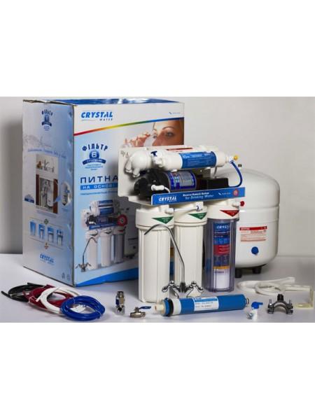 Фильтр для воды с обратным осмосом Crystal CFRO-550P