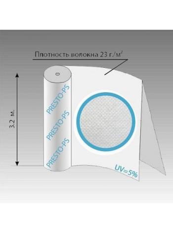 Агроволокно белое 23уф ( 3,2*100м ) № 23G/M