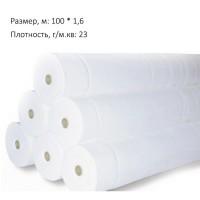 Агроволокно белое 23уф ( 1,6*100м ) № 23G/M