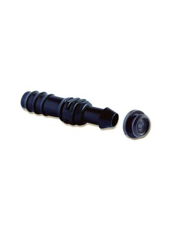 Стартер с резинкой для 20мм капельной трубки (100шт-уп) № OP-0120-R