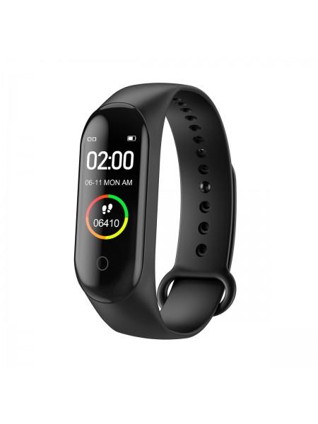 Фитнес трекер Bluetooth М4. Умный спортивный браслет
