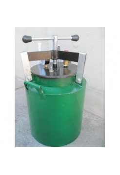 Автоклав бытовой Зеленый электрический средний винт