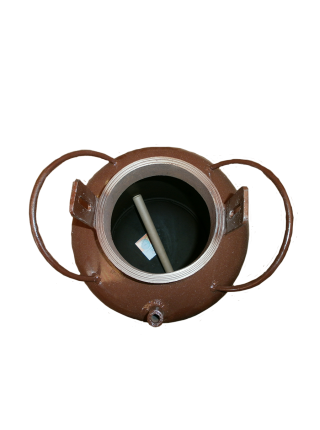 Автоклав бытовой Миргород газовый винт