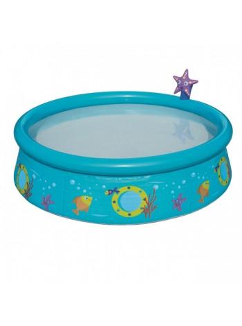 Детский надувной бассейн Bestway 57326 , 152 х 38 см