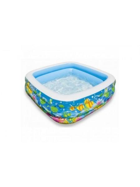 Надувной бассейн Intex 159х159х50 см (57471)