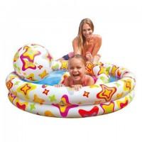 Детский надувной бассейн Intex 122х25 см (59460)