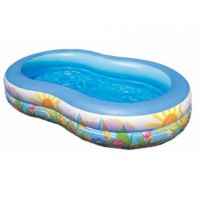 Надувной бассейн Intex 262х160х46 см (56490)