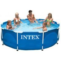 Бассейн каркасный Intex 366х76 см (28210) (56994)