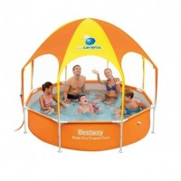 Детский каркасный бассейн Bestway 244х51 см (56193)(56432)