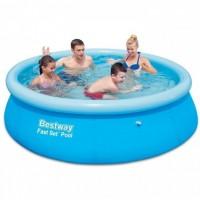 Надувной бассейн Bestway 57265, 244 х 66 см