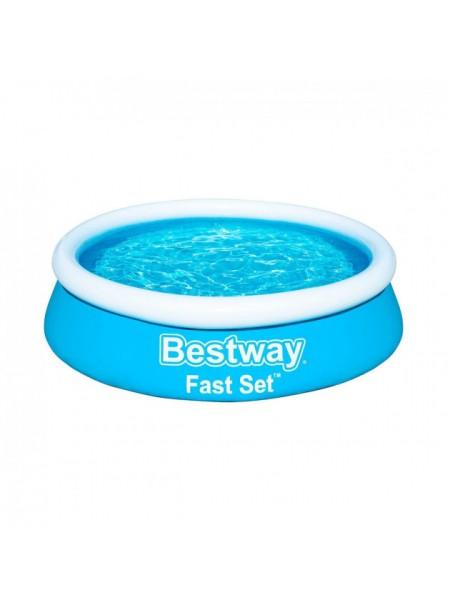 Надувной бассейн Bestway 57392, 183 х 51 см