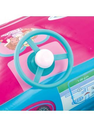 Детский центр-кровать Bestway 93207, «Барби» 135 х 99 х 43 см, с шариками 25 шт
