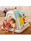 Детский игровой центр палатка Intex 48634. 115-110-115см