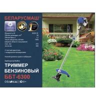 Бензокоса Беларусмаш 6300 (1 диск / 1 бабина)