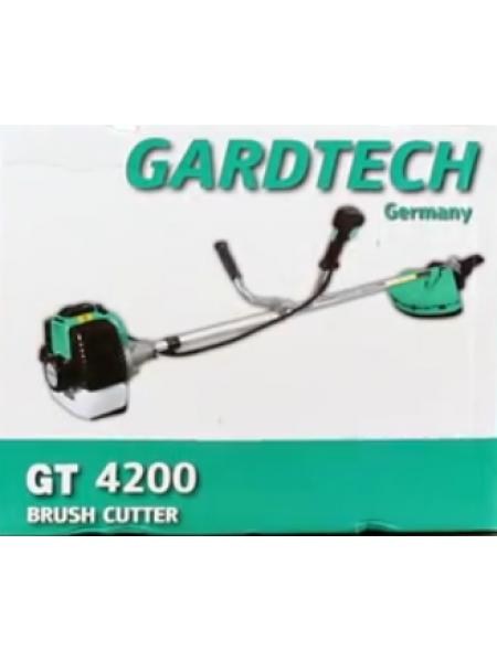 Бензотриммер Gardtech GТ 4200 (1 шпуля-полуавтомат, 1 нож трехлопастной)