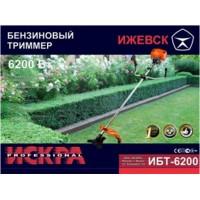 Бензокоса Искра ИБТ-6200