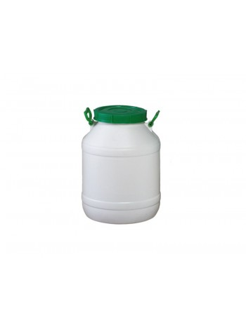 Бочка пластмассовая пищевая 40 л, горловина 215 мм