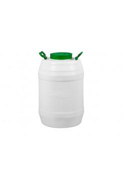 Бочка пластмассовая пищевая 60 л, горловина 159 мм