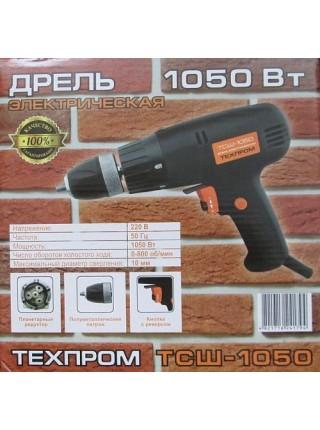 Шуруповерт Техпром ТСШ-1050Вт