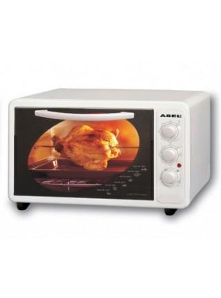 Электрическая духовка Asel AF-0024 (33 литра + вертел)