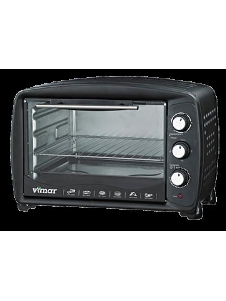 Мини-печь VIMAR VEO-3214 B с грилем, подсветкой и таймером