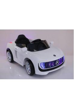 Детский электромобиль 5189-8 белая