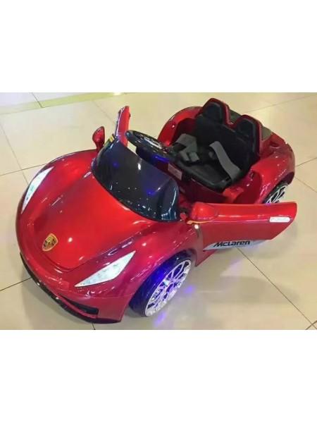 Детский электромобиль 912А-19 красный