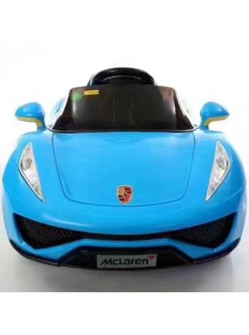 Детский электромобиль 912А-19 голубой