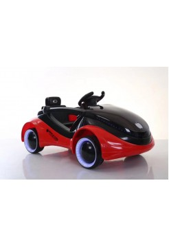 Детский электромобиль 158-20 красный