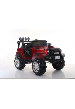 Детский электромобиль 8188-91 красный