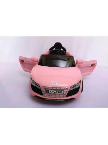 Детский электромобиль 2188-36 розовый