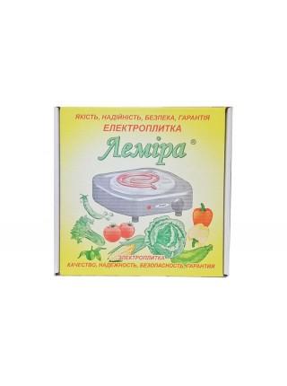 Электроплитка Лемира ЭПП 1-1,2 кВт/220В пирокерамическая