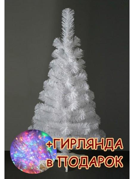 Ель белая искусственная ПВХ Сказка 1.8 м (ЯШК-Б-1,80)