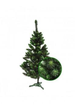 Елка искусственная, зеленая, Сказка ПВХ 0,55 м (ЯШК-З-0,55)