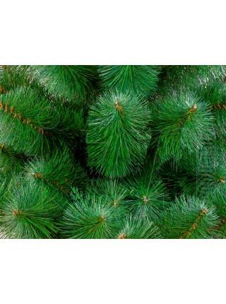 Сосна Новогодняя зеленая леска 1,2 м