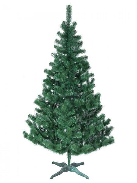 Искусственная елка новогодняя 1,5 м зеленая